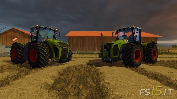 Claas-Xerion-5000