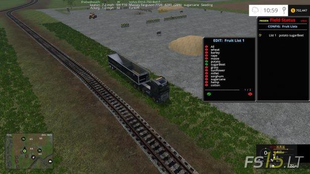 Field-Status