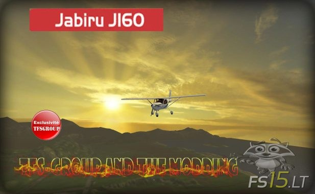 Jabiru-J160