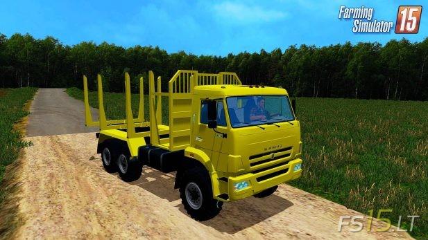Kamaz-44118-Forest