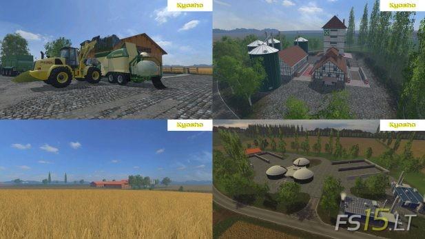 Kyoshos-Agricultur