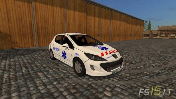 Peugeot-308-Medecin-Samu