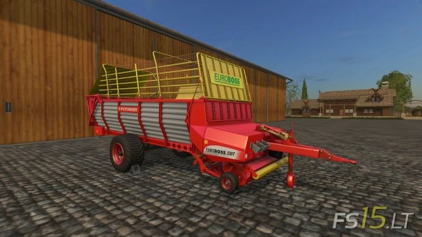 Pottinger-Euroboss-330T