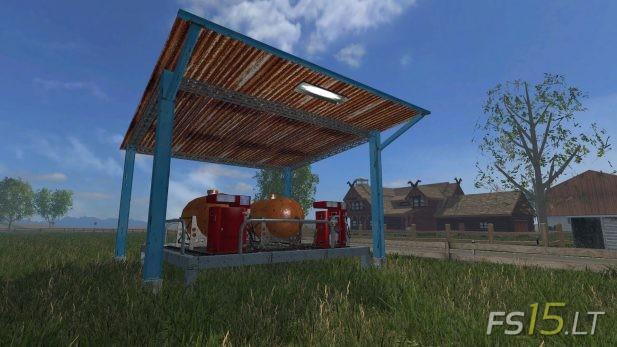Tanker-Station