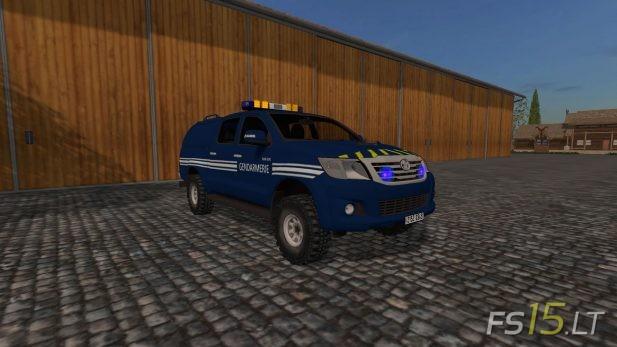 Toyota-Hilux-Gendarmerie