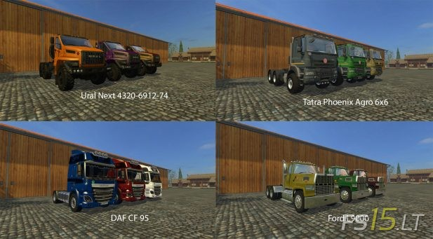 Trucks-Pack-4