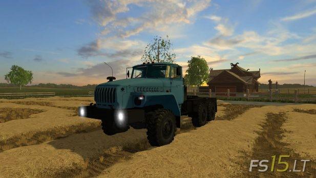 Ural-LKW-4320-1921-60M