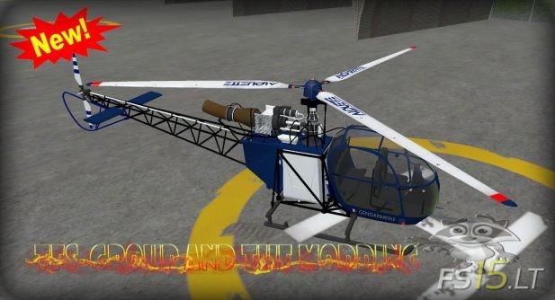 Alouette-2-Gendarmerie-Edition