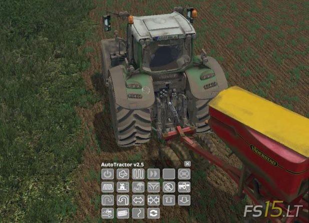 Auto-Tractor