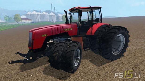 Belarus-4522