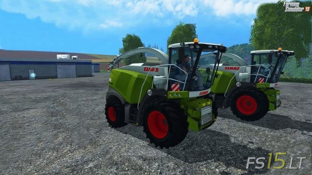 Claas-Jaguar-980-Beast-Pack