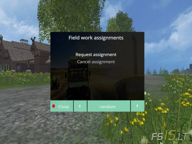 Field-Work-Assignments