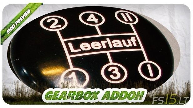 Gearbox-Addon