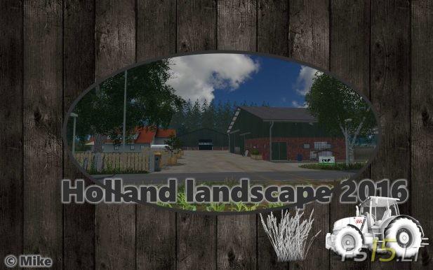 Holland-Landscape
