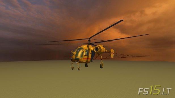 KA26-Helicopter