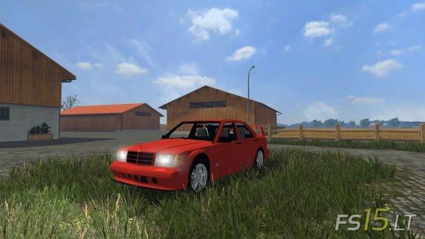 Mercedes-Benz-E190-Evo-2