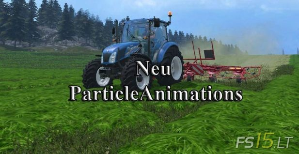 Neu-Particle-Animations