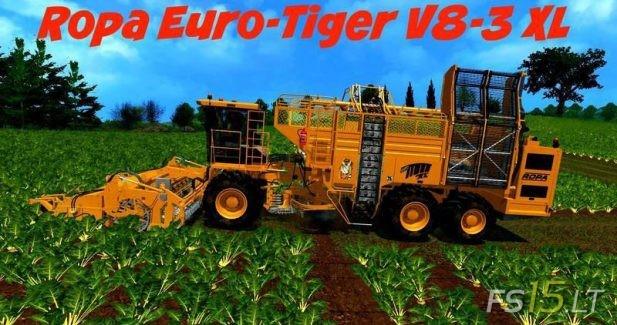 Ropa-Euro-Tiger-XXL-V8