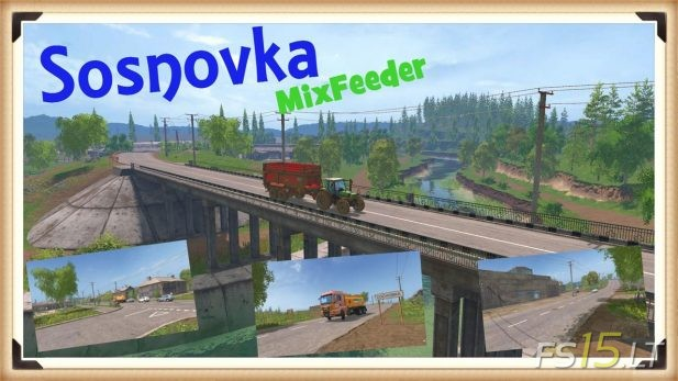Sosnovka-Mix-Feeder