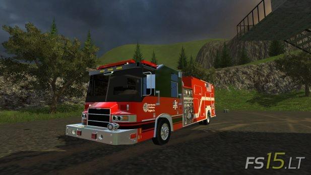 U.S-Fire-Truck