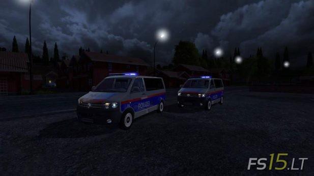VW-T5-Austria-Police