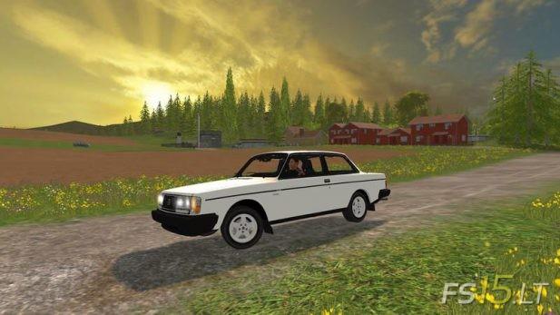 Volvo-242-Turbo