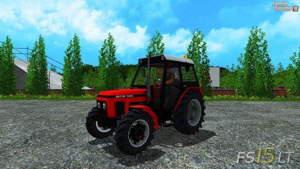Zetor-7245