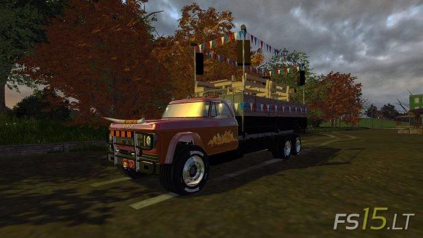 Dodge-Partywagen