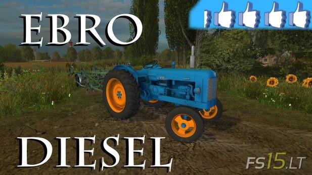 Ebro-Diesel