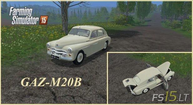 GAZ-M20B