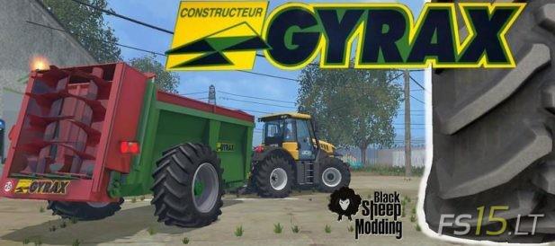 Gyrax-EBMX-155