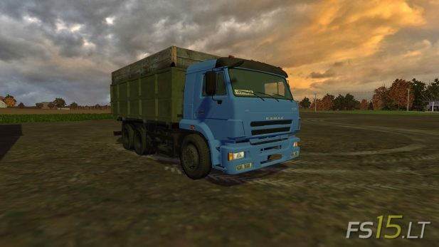 Kamaz-420-Turbo-Intercooler