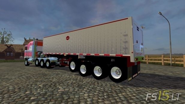 Mac Dump Trailer v 5 0 | FS15 mods - FS15 LT