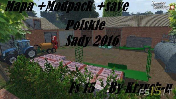 Polskie-Sady