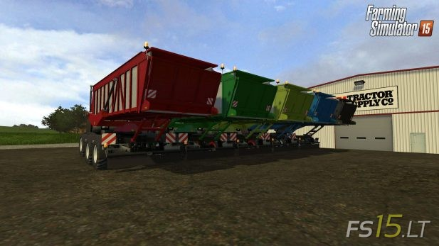 Silage-Cargo