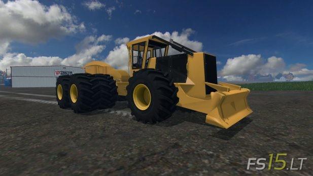 Tigercat-635D