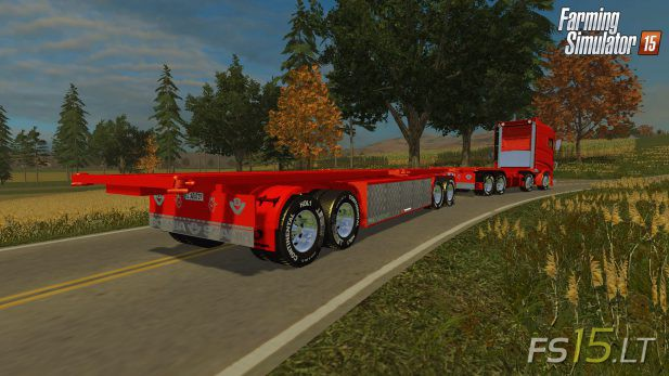 4-Axle-Container-Trailer