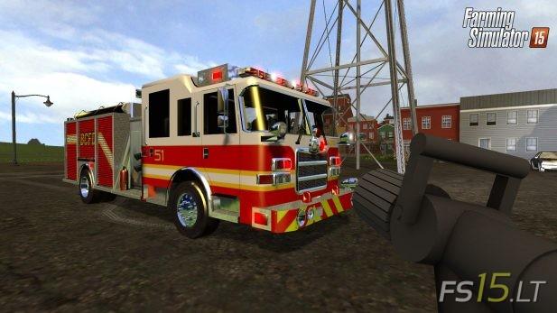 American-Fire-Truck