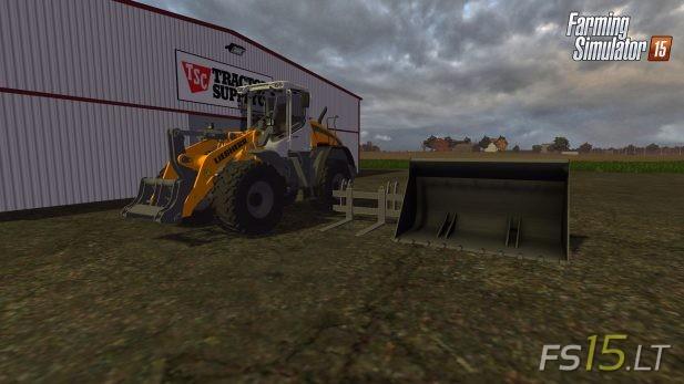 Shovel Fs15 Lt Farming Simulator 2015 Fs 15 Mods