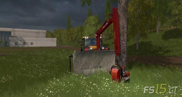 Nisula-attachable-Harvester