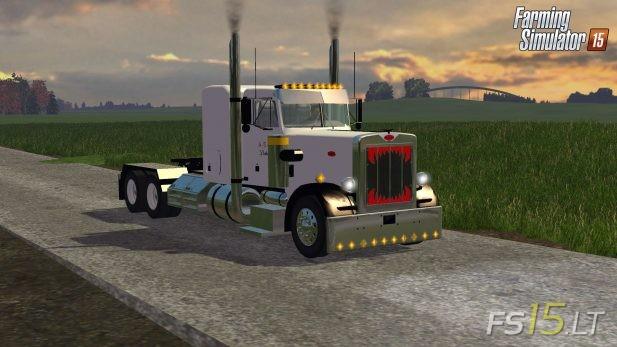 Peterbilt | FS15 LT - Farming Simulator 2015 (FS 15) mods