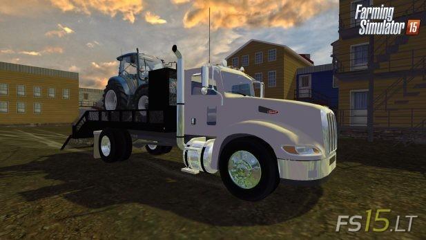 Peterbilt-384-Landscape-Truck