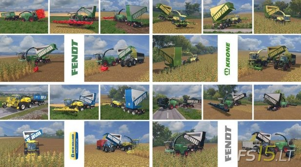 Silage-Cargo-Trailers