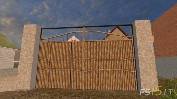 Yard-Gates