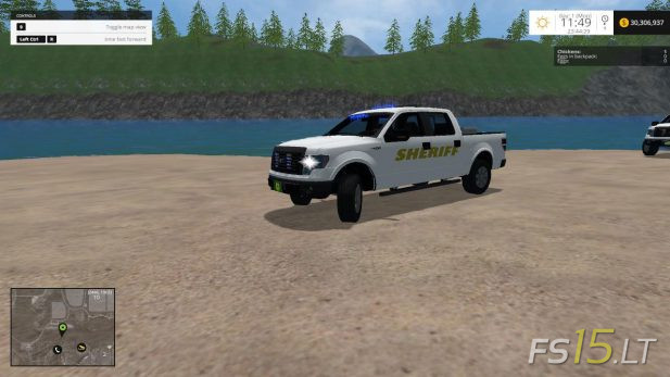ford-f150-sheriff-blue-and-white