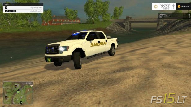 ford-f150-sheriff-with-lightbar