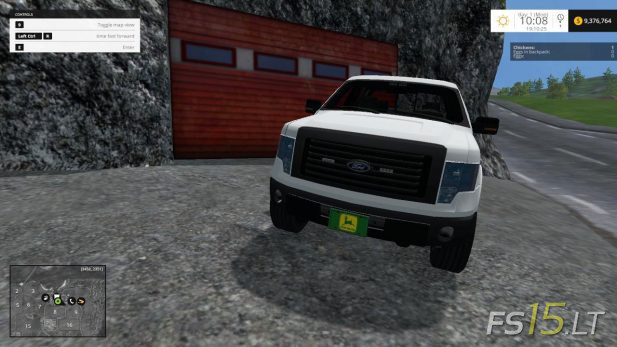 ford-f150-unmarked