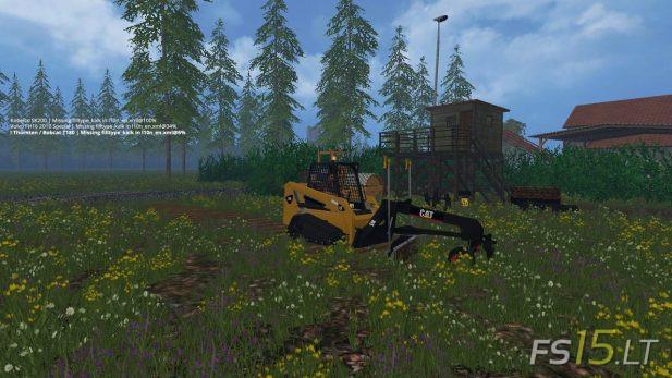 Cat | FS15 LT - Farming Simulator 2015 (FS 15) mods
