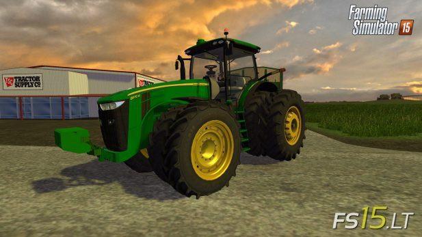 John Deere   FS15 LT - Farming Simulator 2015 (FS 15) mods